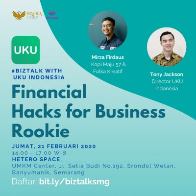 Financial Hacks for Business Rookie